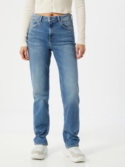 Pepe Jeans Jeans 'PRISTINE' in blue denim, Modelansicht