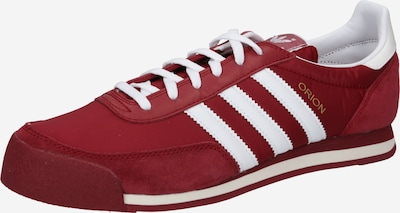 ADIDAS ORIGINALS Nízke tenisky 'ORION' - červená / biela, Produkt