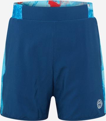 BIDI BADU Tennis-Shorts 'Adnan' in Blau