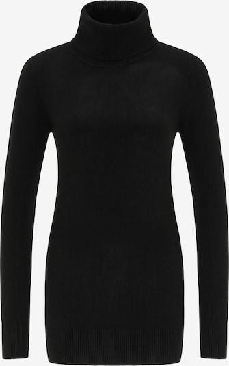 DreiMaster Klassik Trui in de kleur Zwart, Productweergave