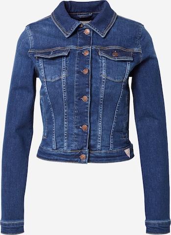 GUESS Between-Season Jacket in Blue