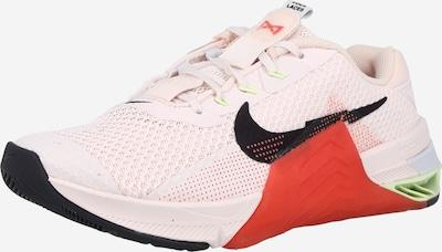 NIKE Αθλητικό παπούτσι 'Metcon 7' σε ρόδινο / κόκκινο / μαύρο, Άποψη προϊόντος