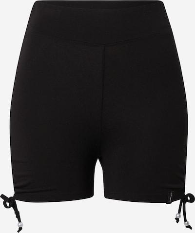 VIERVIER Leggings 'Cecila' en noir, Vue avec produit