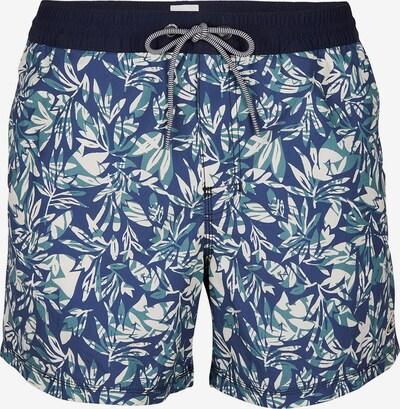 O'NEILL Plavky 'Cali Floral' - modrá / nefritová / bílá, Produkt