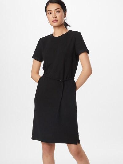Calvin Klein Kleid in schwarz: Frontalansicht