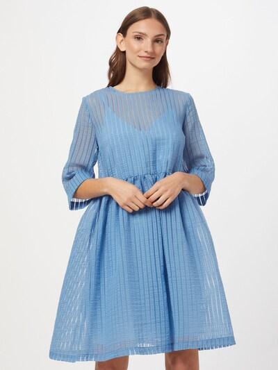JUST FEMALE Kleid 'Vermont' in blau, Modelansicht