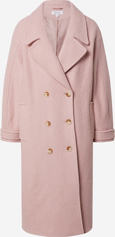 EDITED Ανοιξιάτικο και φθινοπωρινό παλτό 'Bieke' σε ροζ