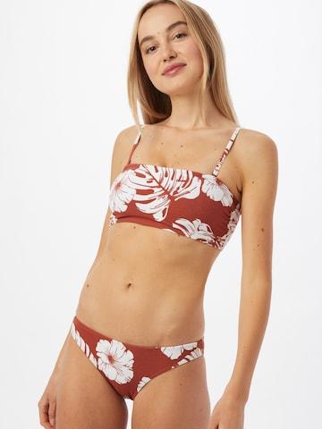 oranžs ROXY Bikini 'GARDEN TRIP'