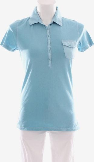 Marc O'Polo Poloshirt in S in hellblau, Produktansicht