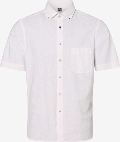 Nils Sundström Hemd in weiß, Produktansicht