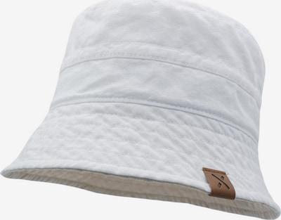 Pălărie MAXIMO pe alb, Vizualizare produs