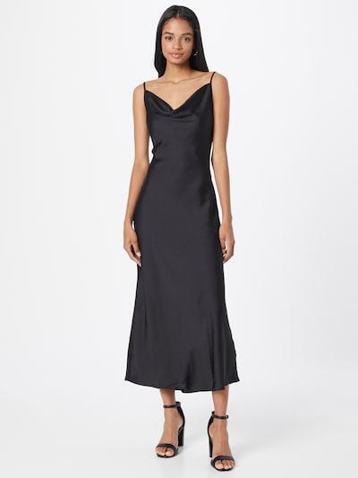 GUESS Вечерна рокля 'NEW AKILINA' в черно: Изглед отпред
