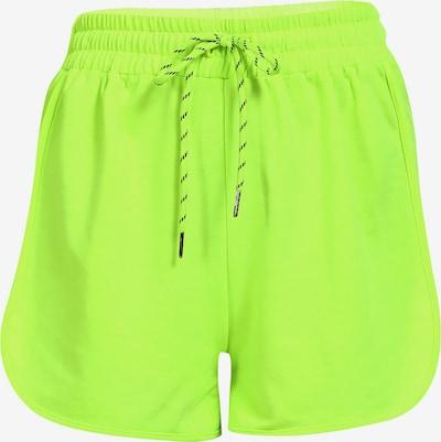 myMo ATHLSR Sportbroek in de kleur Kiwi, Productweergave