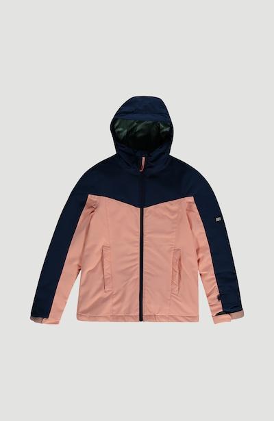 O'NEILL Outdoorjas 'Blaze' in de kleur Zalm roze / Zwart, Productweergave