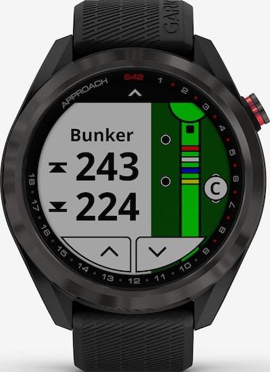 GARMIN Sportuhr in schwarz, Produktansicht