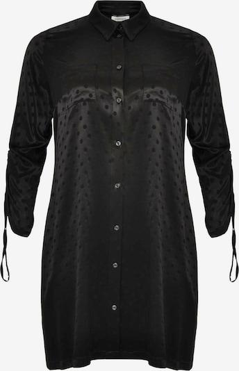 Yoek Bluse in schwarz, Produktansicht