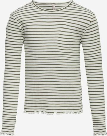 T-Shirt KIDS ONLY en blanc