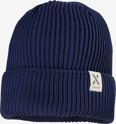 MAXIMO Mütze in dunkelblau, Produktansicht
