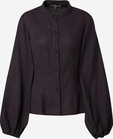 Camicia da donna 'OBSIDIAN' di KAN in nero