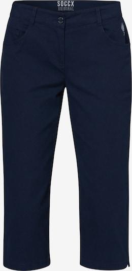 Soccx Hose in blau, Produktansicht
