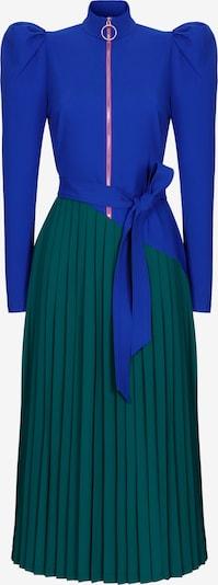 Monosuit Kleid in blau, Produktansicht