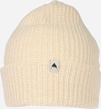 Sportinė kepurė iš BURTON , spalva - kremo, Prekių apžvalga