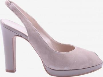 Madeleine High Heel Sandaletten in 37 in Beige