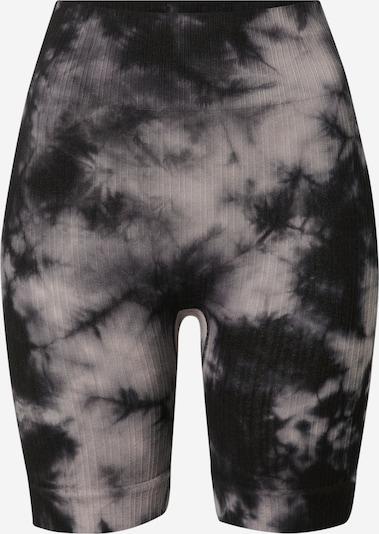 NU-IN Pantalon en greige / noir, Vue avec produit