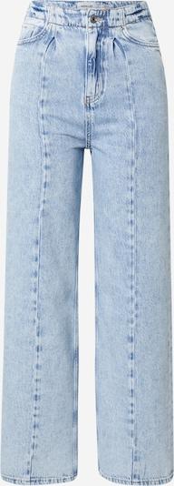 NEW LOOK Jean à pince en bleu clair, Vue avec produit