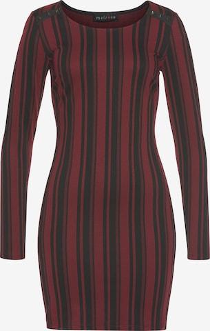 MELROSE Jerseykleid in Rot