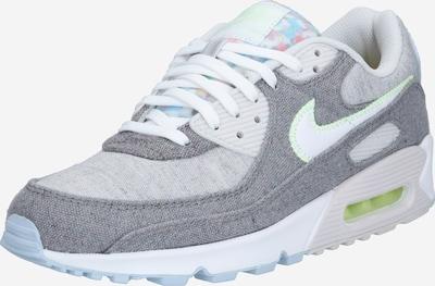 szürke / fehér Nike Sportswear Rövid szárú edzőcipők 'Air Max 90 NRG', Termék nézet