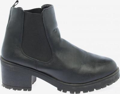 24COLOURS Ankle Boots in 40 in schwarz, Produktansicht