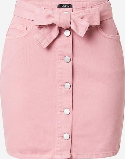 Trendyol Jupe en rose, Vue avec produit