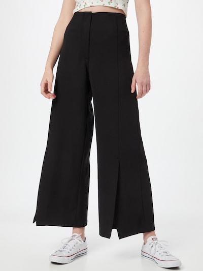 VILA Trousers 'VILOANE' in Black, View model
