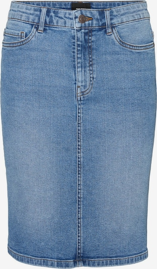 VERO MODA Rock 'VMSeven' in blue denim, Produktansicht