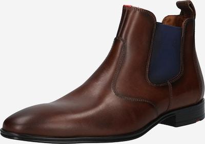 LLOYD Boots 'PILOT' in marine / braun, Produktansicht