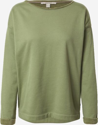 ESPRIT Sweatshirt in khaki, Produktansicht