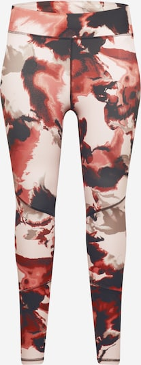 Only Play Curvy Sports trousers ''ONPJABINA' in Pink / Red / Black, Item view