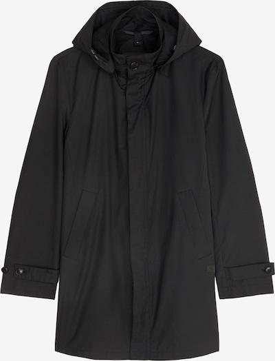 Marc O'Polo Tussenparka in de kleur Zwart, Productweergave