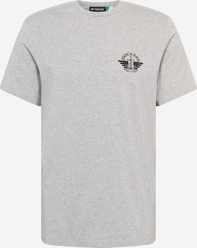 Dockers T-Shirt in graumeliert, Produktansicht