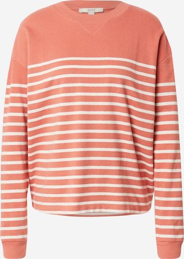 ESPRIT Sweatshirt in Dusky pink / White, Item view