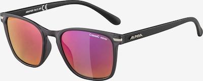 Alpina Sportbrille 'Yefe' in anthrazit, Produktansicht
