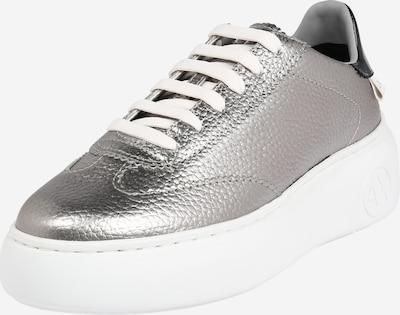 ARMANI EXCHANGE Sneaker in schwarz / silber, Produktansicht