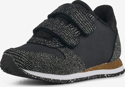 WODEN Kids Sneaker 'Sandra Pearl' in braun / anthrazit / schwarzmeliert, Produktansicht