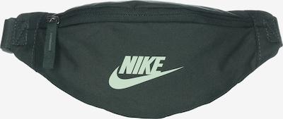Nike Sportswear Gürteltasche 'Heritage' in pastellgrün / dunkelgrün, Produktansicht