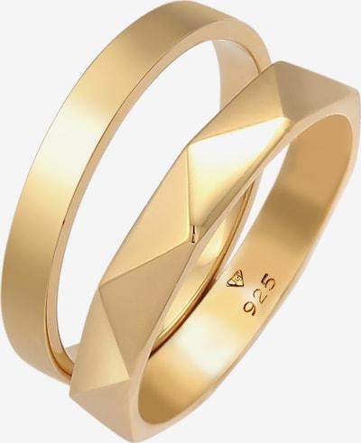 ELLI Prsten 'Geo' u zlatna, Pregled proizvoda