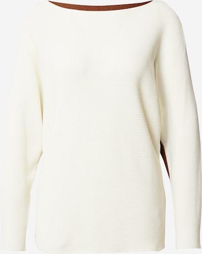Esprit Collection Pullover in karamell / offwhite, Produktansicht