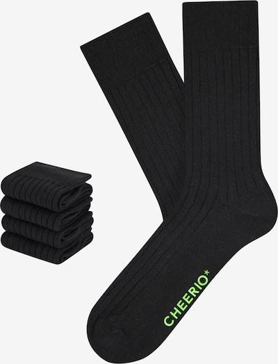 CHEERIO* Къси чорапи в черно, Преглед на продукта