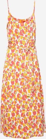Fabienne Chapot Kleid in gelb / mint / dunkelpink / weiß, Produktansicht