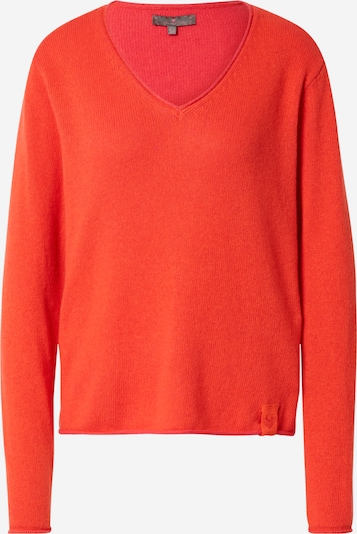 LIEBLINGSSTÜCK Pullover 'Hanuta' in dunkelorange, Produktansicht
